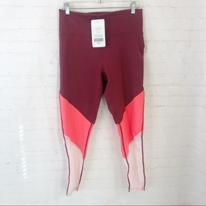 [Fabletics] NWT Zone power hold 7/8 leggings L
